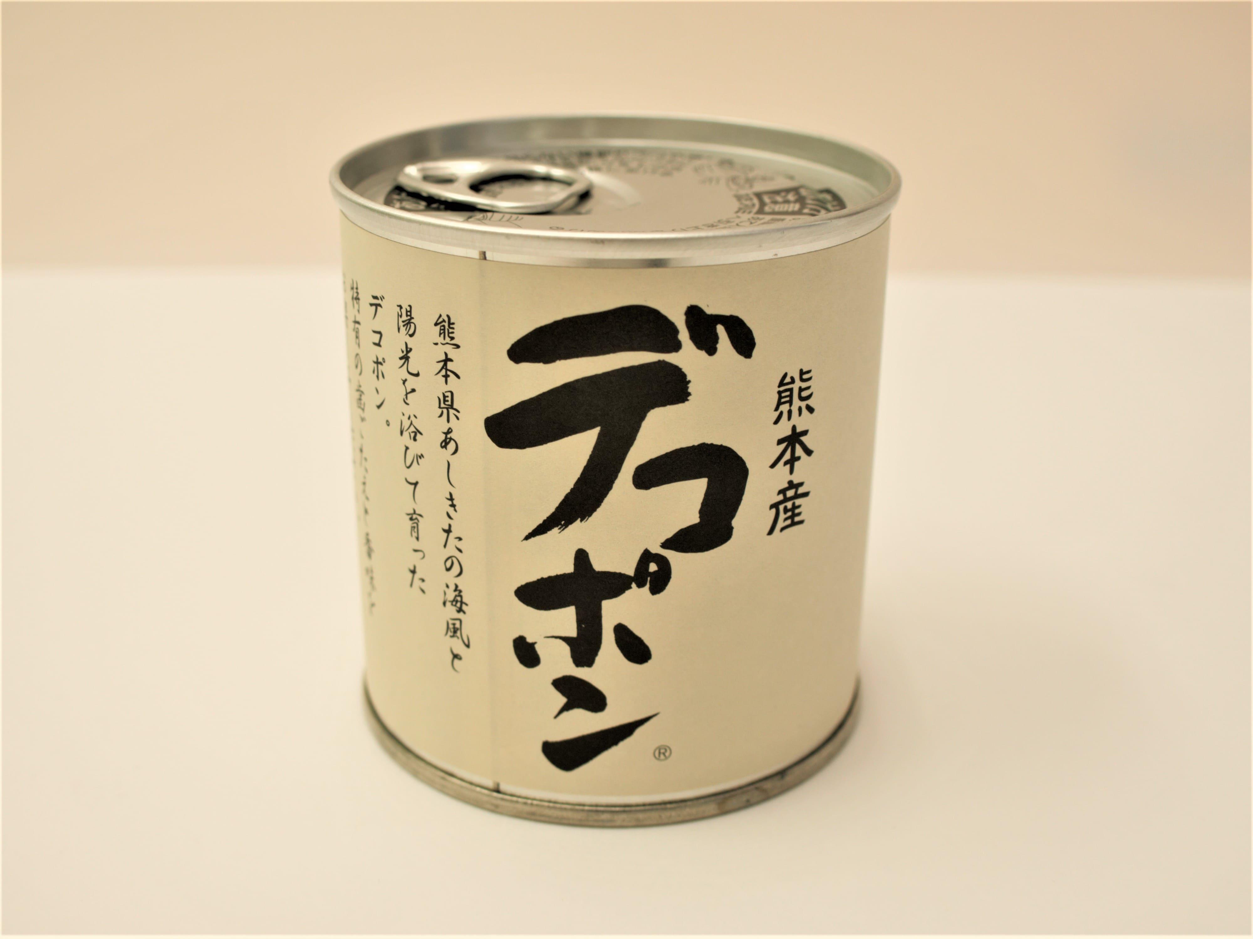 芦北デコポン缶詰
