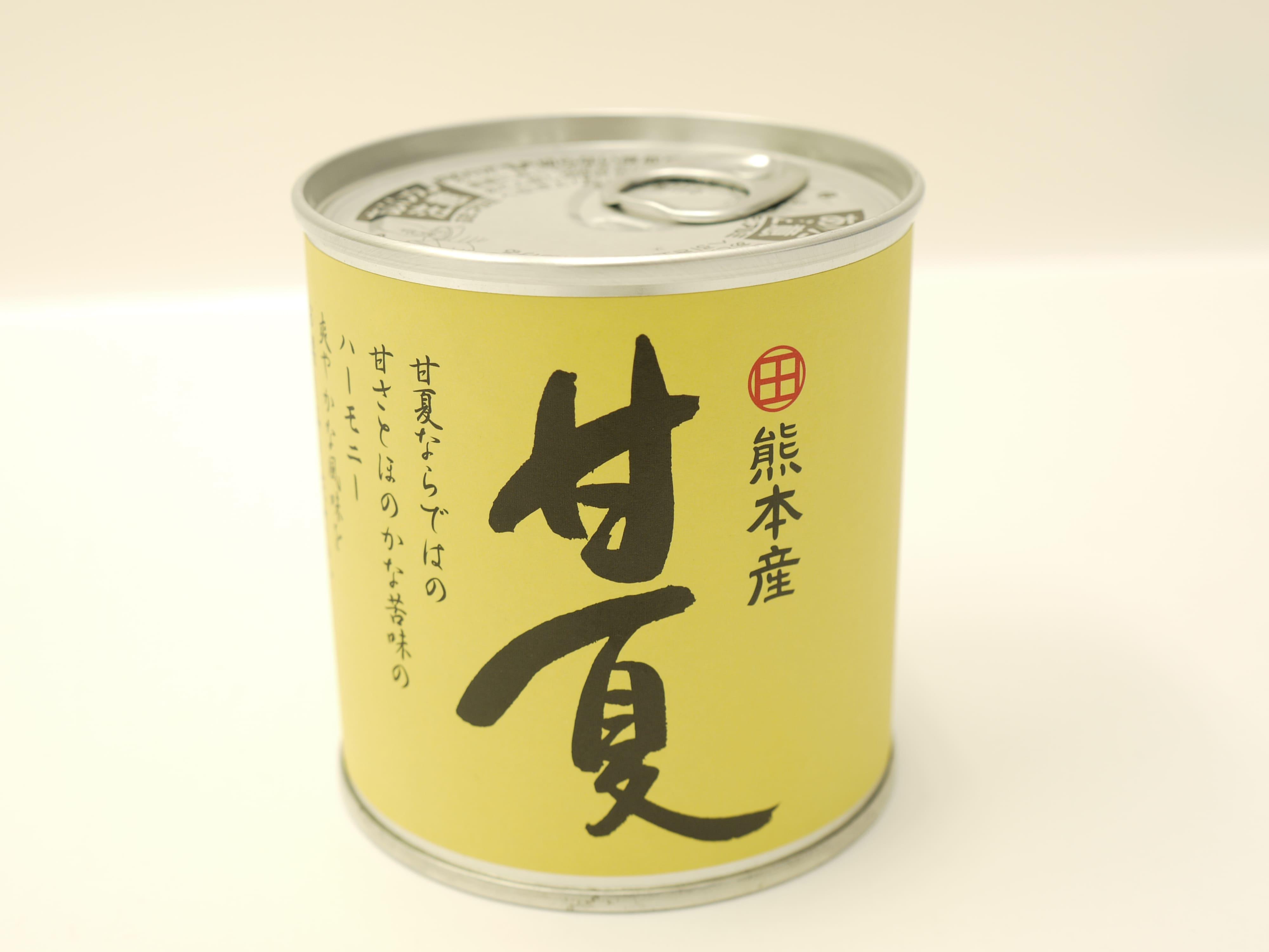 芦北甘夏缶詰